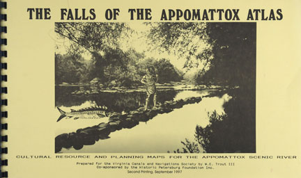 Falls of the Appomattox River