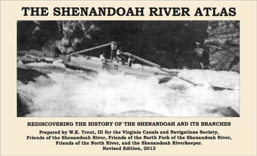 Shenandoah River Atlas