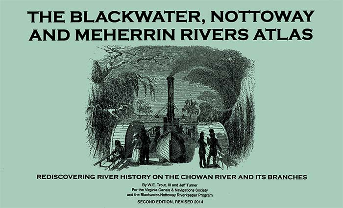 Blackwater Nottoway Meherrin Rivers Atlas