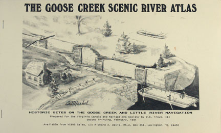 Goose Creek Scenic River Atlas