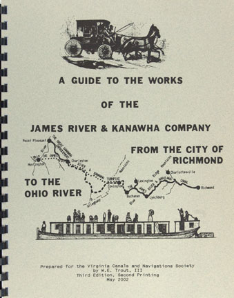 A GUIDE TO THE WORKS OF THE JAMES RIVER AND KANAWHA COMPANY