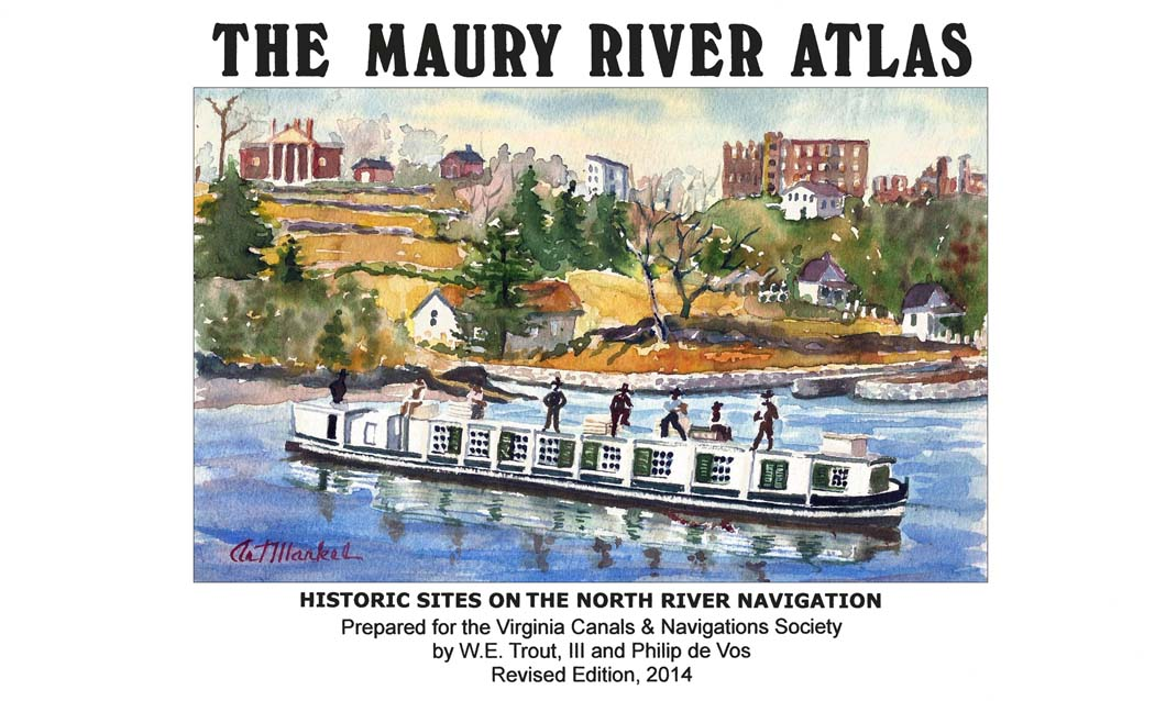Maury River Atlas