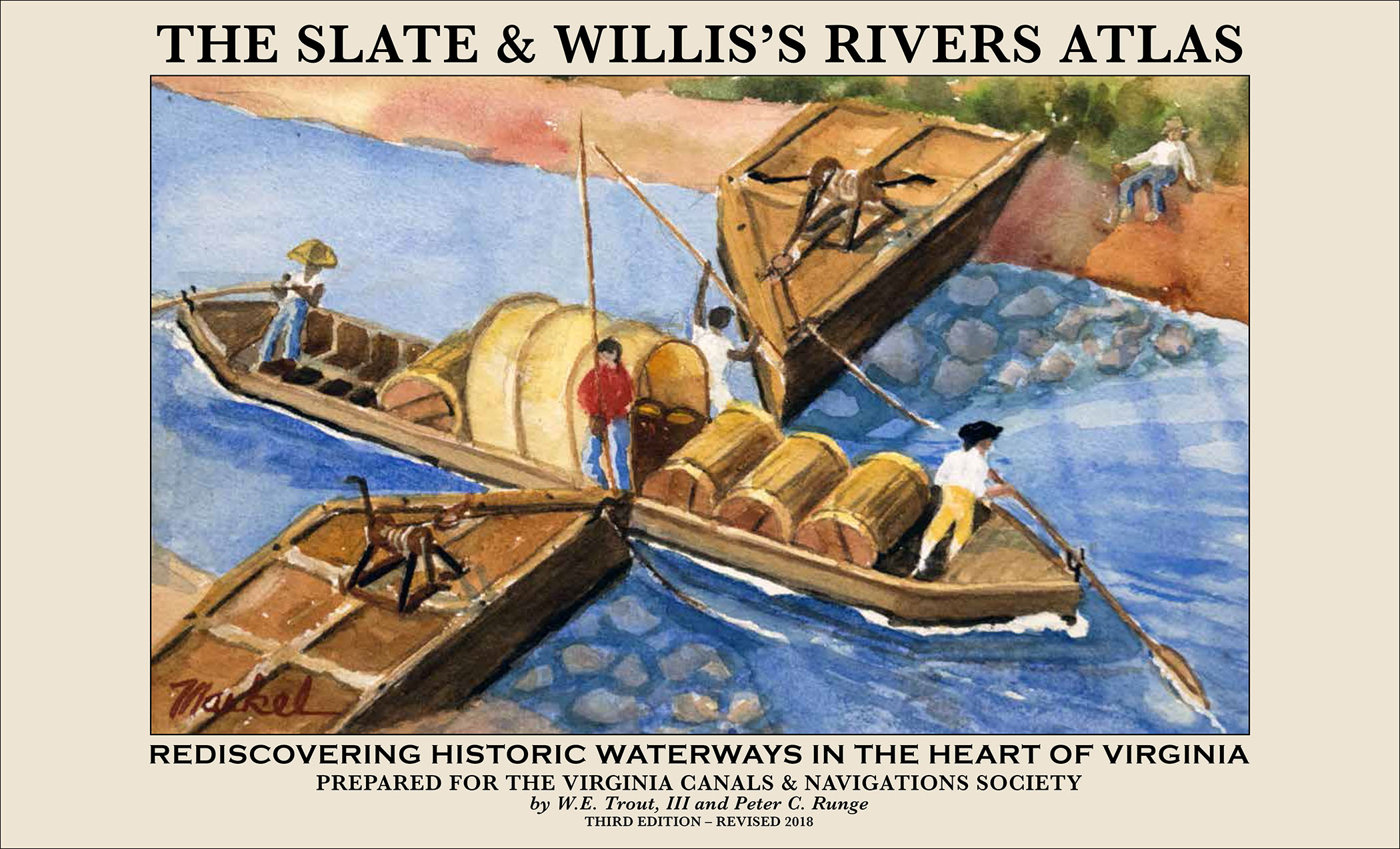 Slate & Willis's River Atlas