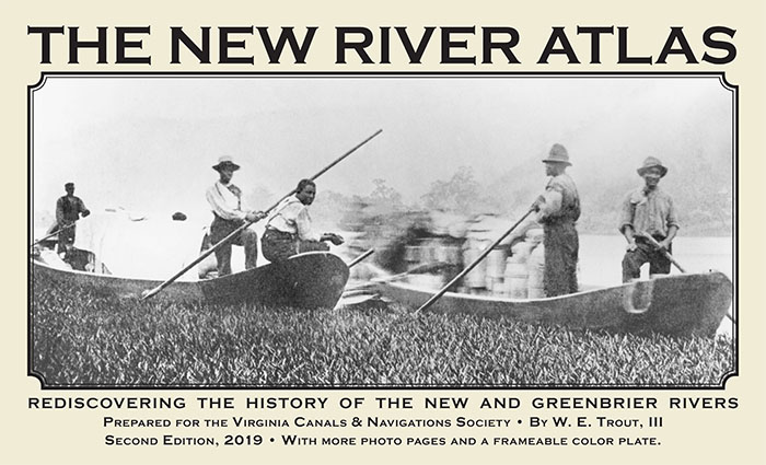 New River Atlas, 2nd Edition, 2019